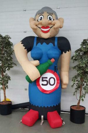 50 jaar Sarah feestpop