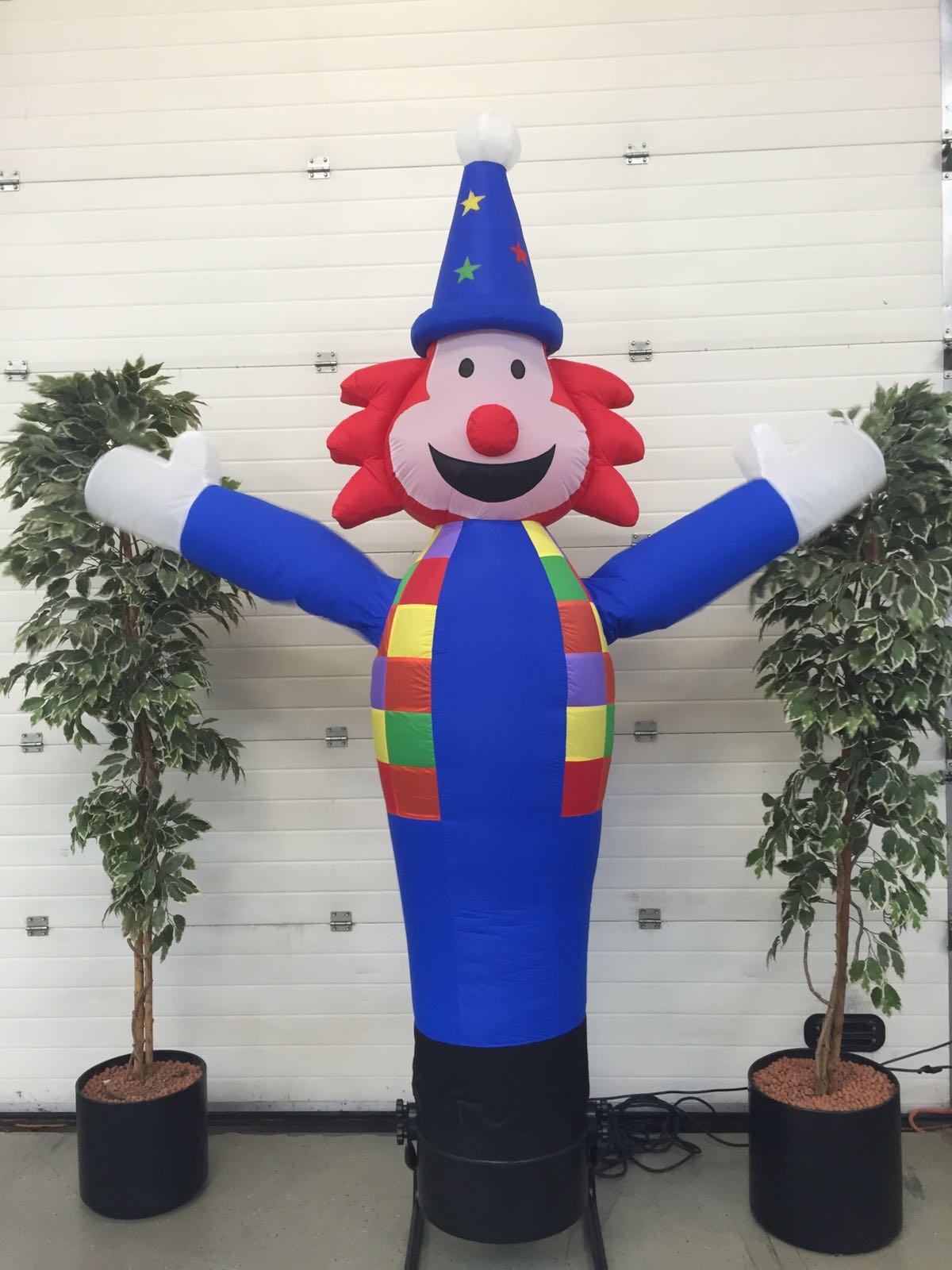 kinderfeest party pop clown feestpop